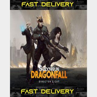 Shadowrun Dragonfall - Director's Cut | Fast Delivery ⌛| Steam CD Key | Worldwide |