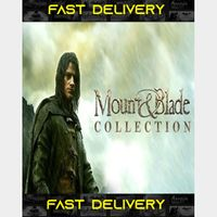Mount & Blade - Full Collection | Fast Delivery ⌛| Steam CD Key | Worldwide |