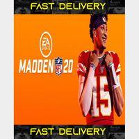 Madden NFL 20   Fast Delivery ⌛  Origin CD Key   Worldwide  