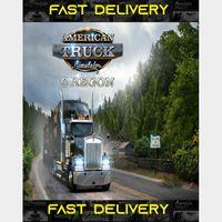 American Truck Simulator Oregon   Fast Delivery ⌛  Steam CD Key   Worldwide  