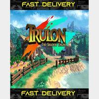 Trulon The Shadow Engine  Fast Delivery ⌛  Steam CD Key   Worldwide  