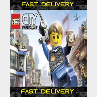 Lego Undercover| Fast Delivery ⌛| Steam CD Key | Worldwide |