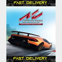 Assetto Corsa - Ultimate Edition  Fast Delivery ⌛  Steam CD Key   Worldwide  