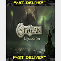 Stygian Reign of the Old Ones | Fast Delivery ⌛| Steam CD Key | Worldwide |
