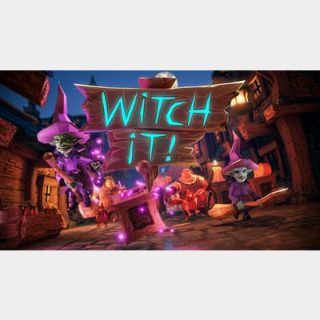 Witch it | Fast Delivery ⌛| Steam CD Key | Worldwide |