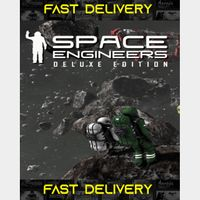 Space Engineers Deluxe Edition | Fast Delivery ⌛| Steam CD Key | Worldwide |