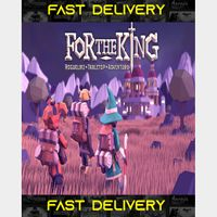 For The King | Fast Delivery ⌛| Steam CD Key | Worldwide |