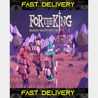 For The King   Fast Delivery ⌛  Steam CD Key   Worldwide  