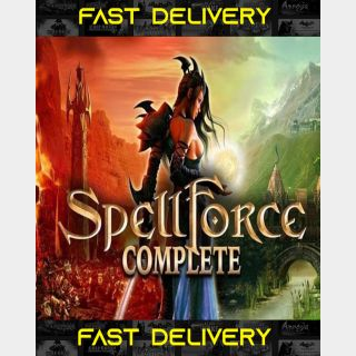 SpellForce - Complete Collection | Fast Delivery ⌛| Steam CD Key | Worldwide |