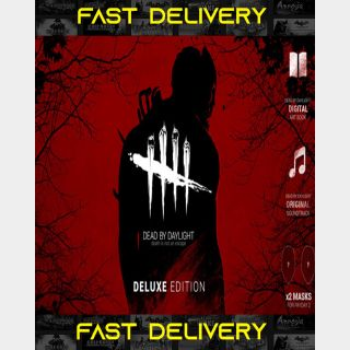 Dead by Daylight Deluxe Edition | Fast Delivery ⌛| Steam CD Key | Worldwide |