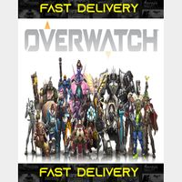 Overwatch | Fast Delivery ⌛| Battlenet CD Key | Worldwide |