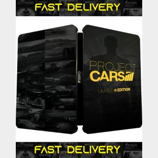 Project Cars Limited Edition | Fast Delivery ⌛| Steam CD Key | Worldwide |