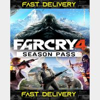 Far Cry 4 Season Pass | Fast Delivery ⌛| Uplay CD Key | Worldwide |