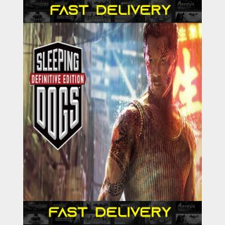 Sleeping Dogs Definitive Edition | Fast Delivery ⌛| Steam CD Key | Worldwide |
