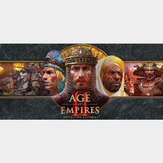 Age Of Empires 2 Definitive Edition | Fast Delivery ⌛| Steam CD Key | Worldwide |