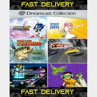 Dreamcast Collection 6 Games in 1   Fast Delivery ⌛  Steam CD Key   Worldwide  
