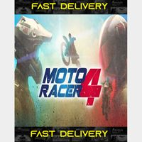 Moto Racer 4 | Fast Delivery ⌛| Steam CD Key | Worldwide |