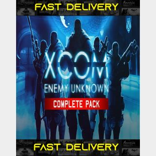 Xcom Enemy Unknown Complete Edition| Fast Delivery ⌛| Steam CD Key | Worldwide |