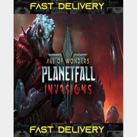 Age of Wonders Planetfall Invasions | Fast Delivery ⌛| Steam CD Key | Worldwide |