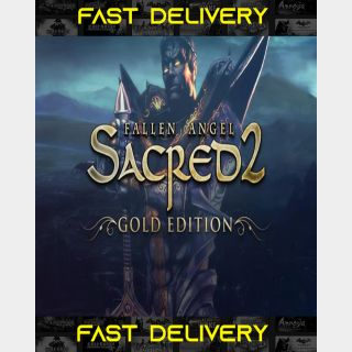 Sacred 2 - Gold Edition | Fast Delivery ⌛| Steam CD Key | Worldwide |