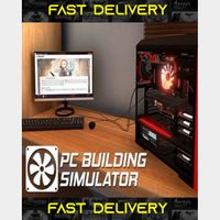 PC Building Simulator | Fast Delivery ⌛| Steam CD Key | Worldwide |
