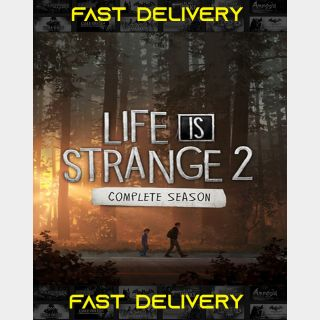 Life Is Strange 2 Complete Season | Instant Delivery ⌛| Steam CD Key | Worldwide |