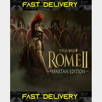 Total War Rome 2 - Spartan Edition | Fast Delivery ⌛| Steam CD Key | Worldwide |