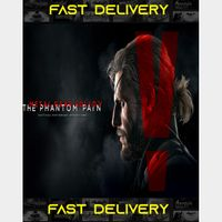 Metal Gear Solid V The Phantom Pain | Fast Delivery ⌛| Steam CD Key | Worldwide |
