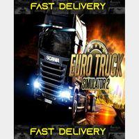 Euro Truck Simulator 2 | Fast Delivery ⌛| Steam CD Key | Worldwide |