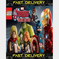 Lego Avengers Deluxe Edition| Fast Delivery ⌛| Steam CD Key | Worldwide |