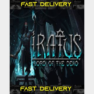 Iratus Lord of the Dead | Fast Delivery ⌛| Steam CD Key | Worldwide |