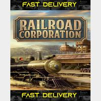 Railroad Corporation | Fast Delivery ⌛| Steam CD Key | Worldwide |