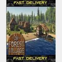 Life Is Feudal Forest Village| Fast Delivery ⌛| Steam CD Key | Worldwide |