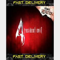 Resident Evil 4 Ultimate HD Edition | Fast Delivery ⌛| Steam CD Key | Worldwide |