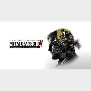 Metal Gear Solid V Definitive Experience | Fast Delivery ⌛| Steam CD Key | Worldwide |