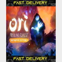 Ori and the Blind Forest - Definitive Edition | Fast Delivery ⌛| Steam CD Key | Worldwide |