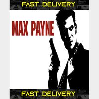 Max Payne | Fast Delivery ⌛| Steam CD Key | Worldwide |