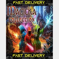 Magicka Collection   Fast Delivery ⌛  Steam CD Key   Worldwide  