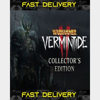 Warhammer Vermintide 2 - Collector's Edition | Fast Delivery ⌛| Steam CD Key | Worldwide |