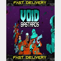 Void Bastards| Fast Delivery ⌛| Steam CD Key | Worldwide |