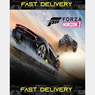 Forza Horizon 3 | Fast Delivery ⌛| PC/Xbox One - Xbox Live CD Key | Worldwide |