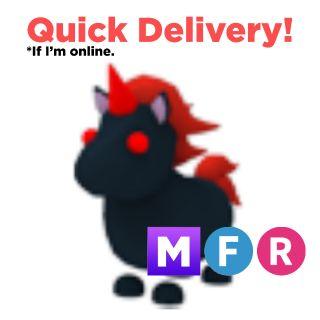 Pet   MFR Evil Unicorn
