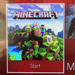 Bundle   PS4 Minecraft Build Disc