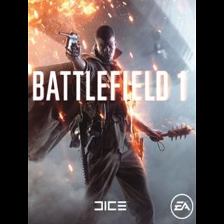 Battlefield 1 (PC Origin Key - GLOBAL)