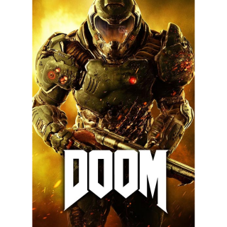 DOOM 2016 (PC Steam Key Global)