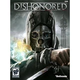 Dishonored (PC Steam Key - Global)