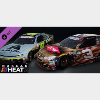 DLC - NASCAR Heat 2 - October Jumbo Expansion
