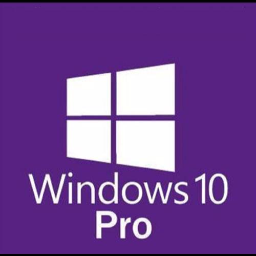 WINDOWS 10 PRO 32 / 64BIT PROFESSIONAL LICENSE KEY ...