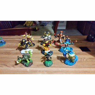 50+ Skylanders for Sale! Read Description!