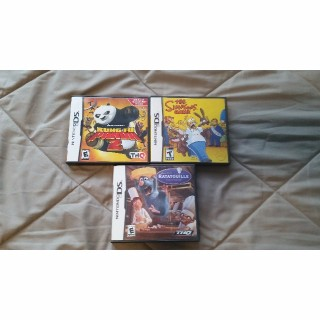 3 TV Icon Bundle DS Games
